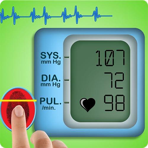 Finger Blood Pressure Scanner 2018