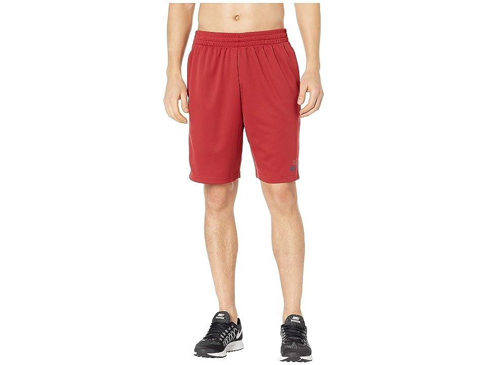 Nike SB Sunday Morn Dry Shorts (Team Crimson/White/Obsidian) Men