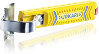 Jokari 10355 Cable Knife No. 35P, 27-35 mm, Multi-Coloured