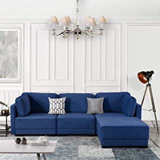 Best blue sectional sofa Reviews