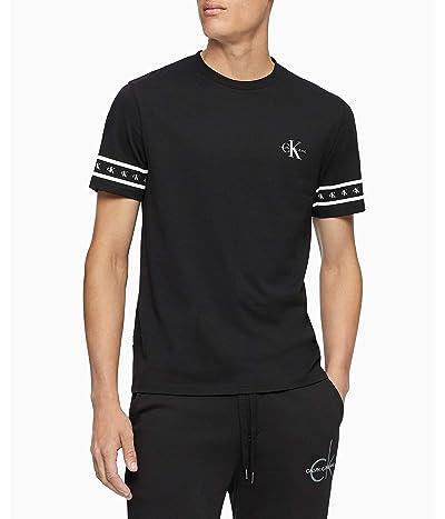 Calvin Klein Short Sleeve Monogram Logo T-shirt