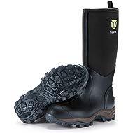 TideWe Muck Boots Men and Women, Waterproof Durable 6mm Neoprene Boot, Rain Boot Hunting Boot...
