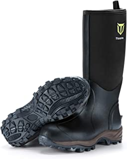 Muck Boots Men and Women, Waterproof Durable 6mm Neoprene...