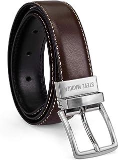 Steve Madden Boys' Big Reversible Belt for Kids