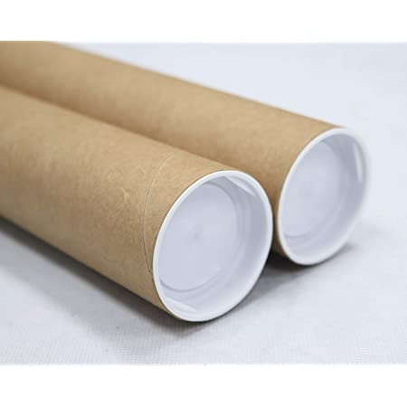 Details about  /Brand New Quality Postal Cardboard Poster Tubes End Caps High Quality