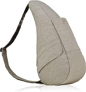 AmeriBag X-Small Distressed Nylon Healthy Back Bag Tote