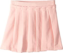 Pleated Knit Skirt (Toddler/Little Kids/Big Kids)