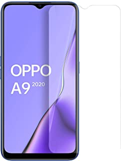 Oppo A9 (2020) / Oppo A5 (2020) Screen Protector Glass Full Glue Screen Guard Tempered Glass for Oppo A9 (2020) / Oppo A5 (2020) by Nice.Store.UAE