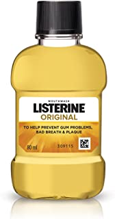 Listerine Original Mouthwash - 80 ml
