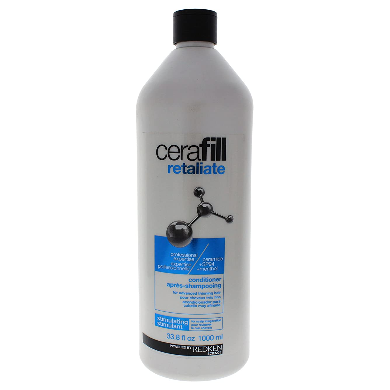 実質的に裁判所ダウンタウンレッドケン Cerafill Retaliate Stimulating Conditioner (For Advanced Thinning Hair) 1000ml