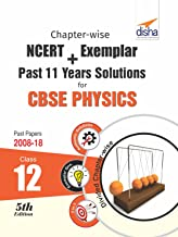 Chapter-wise NCERT + Exemplar + Past 11 Years Solutions for CBSE Class 12 Physics 5th Edition