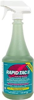 RAPID TAC II Application fluid for Vinyl Wraps Decals Stickers 32oz Sprayer