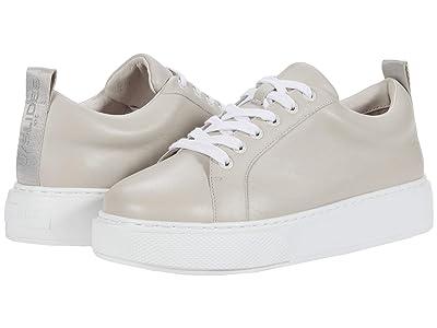 J/Slides Delilah (Ivory Leather) Women