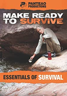 Panteao Productions: Make Ready to Survive: The Essentials of Survival - PMRS01 - Prepper - Survival Training - Survivalist - Bugging Out - Prepping - Survival Techniques