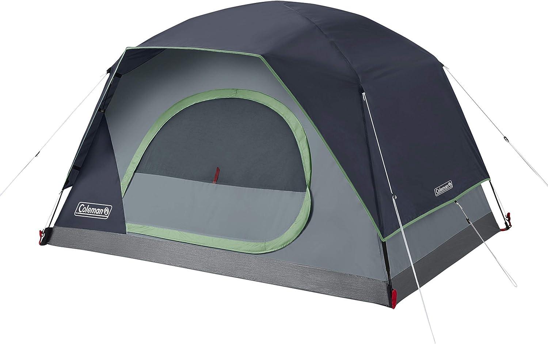 Coleman Regular store Cheap SALE Start Camping Skydome Tent