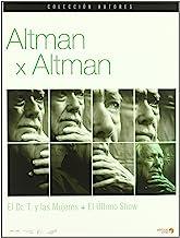 Pack Robert Altman: El Dr. T Y Las Mujeres + El Último Show [DVD]