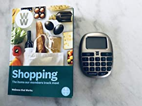 Weight Watchers Freestyle Calculator & Shopping & Dining Out SmartPoints Guide