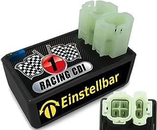 EINSTELLBARE Racing CDI CDI für 4Takt 50ccm China Motorroller REX RS450, RS 500, Off Limit