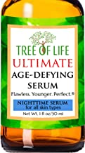 Nighttime Serum - 20% Vitamin C, Clinical Strength Retinol, Niacinamide, Hyaluronic Acid, Msm And Salicylic Acid - The Ultimate Anti Aging, Serum For Face - 1 Ounce