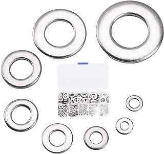 Assortiment Borgringen Washer Assortment Kit Onderlegringen Spring Washer Hardware Metal Flat Lock Washer Duurzaam En Anti...
