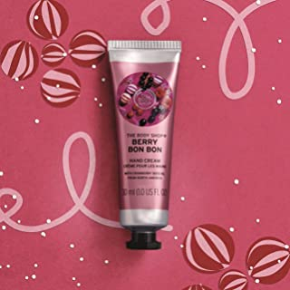 The Body Shop Berry Bonbon Hand Cream, 1 Fl Oz