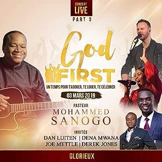 God First, Pt. 3 (Live)
