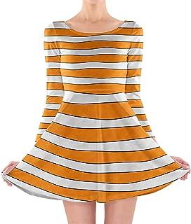 Rainbow Rules Clownfish Finding Nemo Disney Inspired Longsleeve Skater Dress