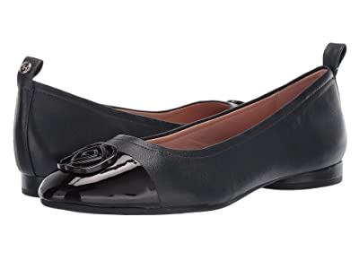 Taryn Rose Penelope (Midnight Nappa/Patent) Women