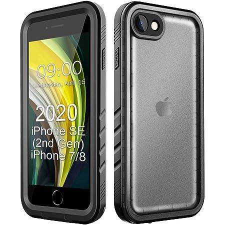 Cozycase Wasserdicht Hülle Für Iphone Se 2020 Iphone 8 Elektronik