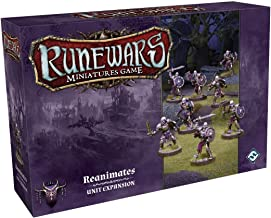Fantasy Flight Games Runewars Reanimates Expansion Pack Miniatures Game Miniatures Game