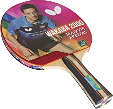 Butterfly Wakaba Shakehand Table Tennis Racket | Japan Series | Outstanding Control With Reliable Speed And Spin | Recomme...