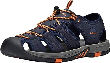 Amazon.co.uk: Mens Wide Fit Sandals