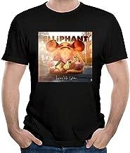 BISHEN Men's Living Life Golden — ell threeipha Three NT Classics t Shirts