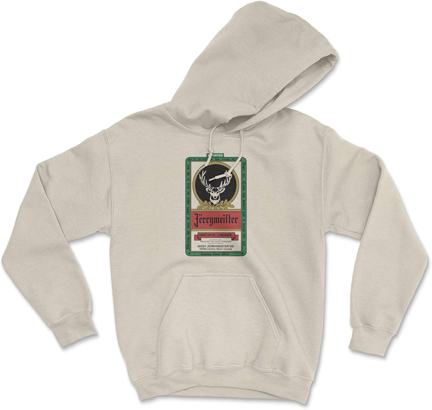 ZJ Deisgns Jerry Free shipping on posting reviews Garcia Inspired Raleigh Mall jerrymeister Classic Hoodie Dea