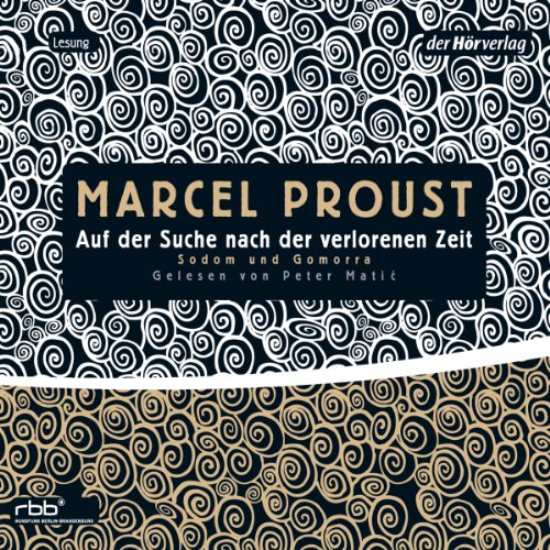 Sodom und Gomorra Audiobook By Marcel Proust cover art