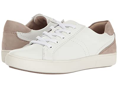 Naturalizer Morrison (White Leather) Women
