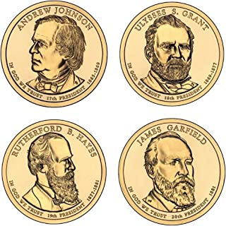 2011 D Presidential Dollar 2011 D Presidential Dollar 4-Coin P Mint Uncirculated Uncirculated