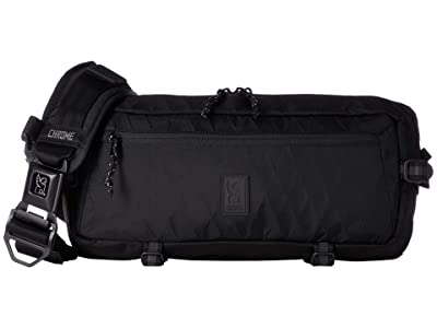 Chrome Kadet Nylon (Black Chrome) Handbags