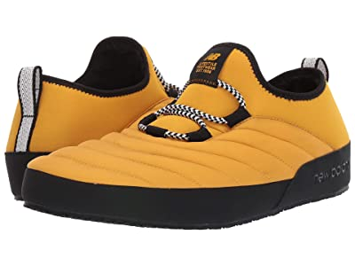 New Balance Caravan Moc (Yellow/Black Synthetic) Men