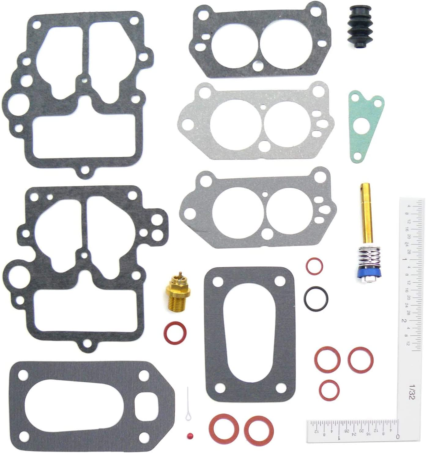 Walker Products 15561B In a popularity Kit Carburetor OFFicial store