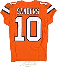 Emmanuel Sanders Game Worn Denver Broncos Jersey & Pant Set From 10/13/2016 vs the San Diego Chargers ~Limited Edition 1/1~ - Panini Authentic - Panini Certified