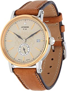 Junkers Ladies Wristwatch Expedition South America Brown 6539-5
