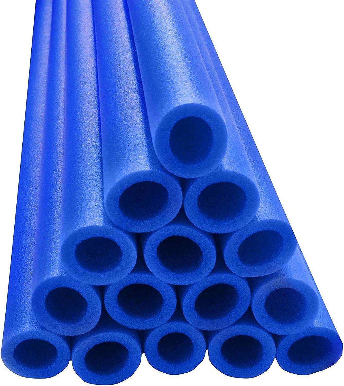 Upper Bounce 33Inch Trampoline Pole Foam Sleeves (Set of 16, blueee) by Upper Bounce