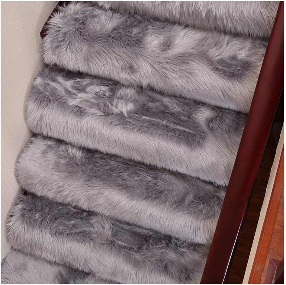 DIT Stair Tread Max 50% OFF Carpets for Steps Soft Treads Mats S Sacramento Mall 1pcs