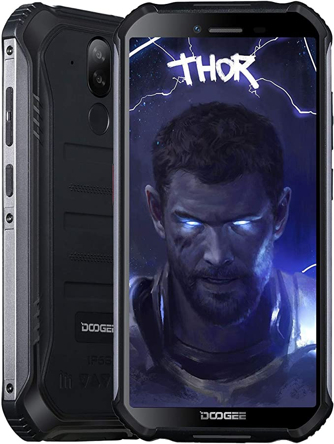 "40 opinioni per Cellulari Offerte, DOOGEE S40 Pro Rugged Smartphone, 5.45"" HD+, 4650mAh Batteria"