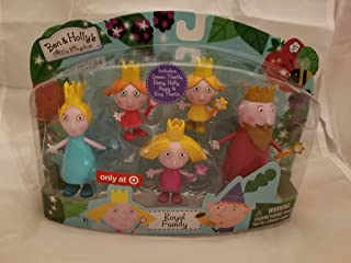 Ben & Hollys Little Kingdom - Royal Family - Exclusive