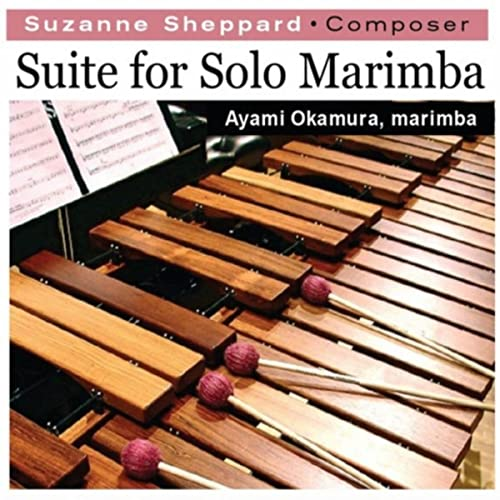 Suite for Solo Marimba
