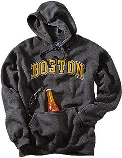 Boston Black & Gold Tailgater Hoodie