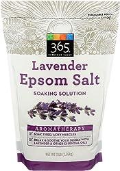 365 Everyday Value, Lavender Epsom Salt, 3 Lb