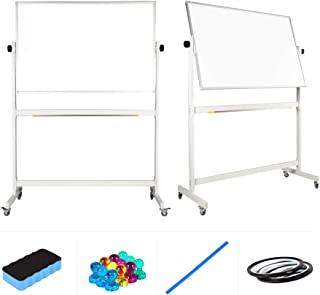 Best rolling magnetic dry erase whiteboard Reviews